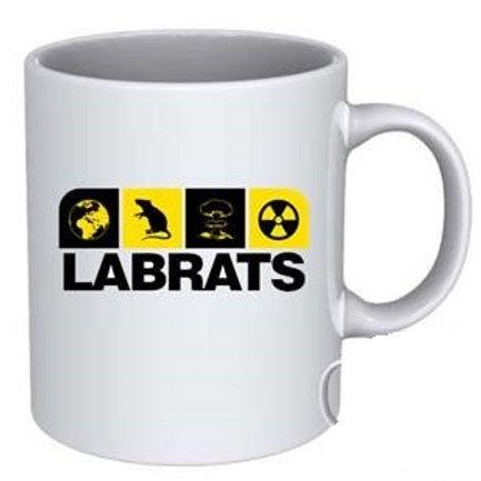 LABRATS Long Logo Mug