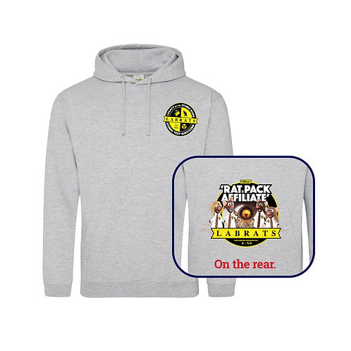 LABRATS Grey Affiliate Hoodie