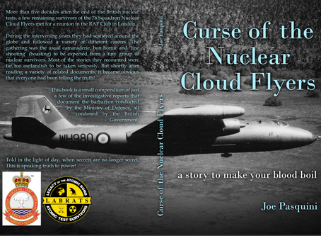 The Curse of the Nuclear Cloud Flyers - A story to make your blood boil