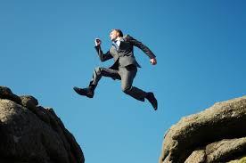 The Leap of Faith - Self Employment