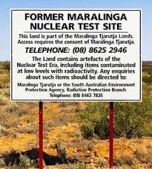 MARALINGA'S AFTERLIFE - John Keane - 11 May 2003