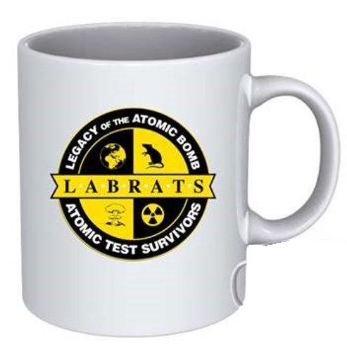 LABRATS Badge Logo Mug