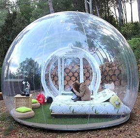 Надувная палатка Bubble tent.png