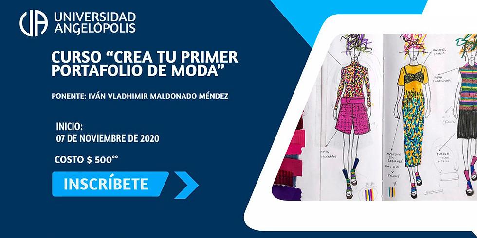 CREA TU PRIMER PORTAFOLIO DE MODA