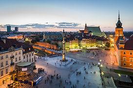 Syysloma matkat ,Varsova, Krakova, Puola, Gdansk, vuoristo