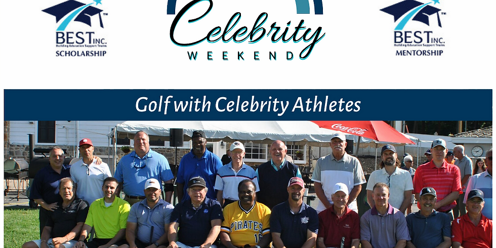 Golf with Celebrity Athletes