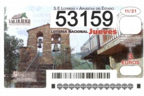 SORTEO 11/21 Nº53159