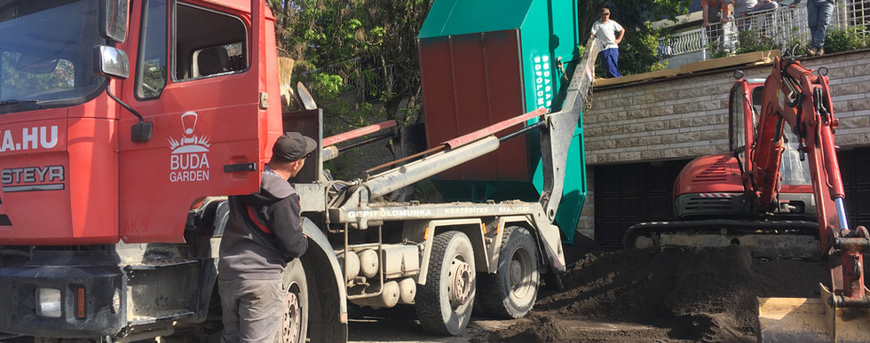 Ömlesztett anyag szállítás