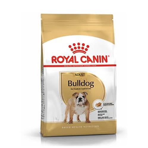 DOGS - Dog food - Adult - Royal Canin - Bulldog