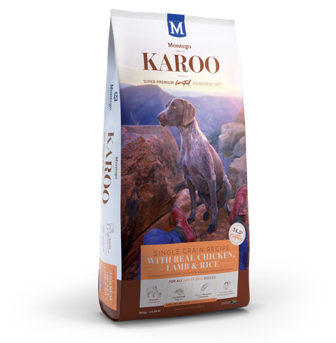 DOGS - Dog Food - Montego Karoo - All Breed Adult