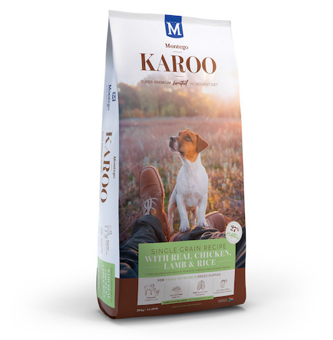 DOGS - Dog Food - Montego Karoo - S to M Puppy
