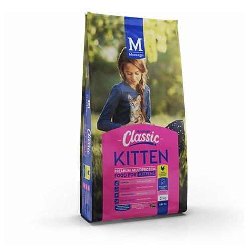 CATS - Cat Food - Montego Classic - Kitten