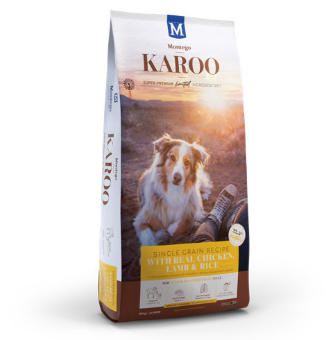 DOGS - Dog Food - Montego Karoo - All Breed Senior