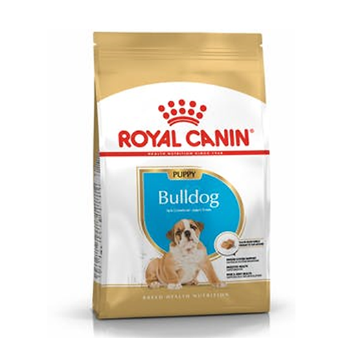 DOGS - Dog Food- Puppy - Royal Canin - Bulldog