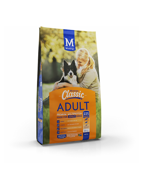 DOGS - Dog Food - Montego Classic - Adult