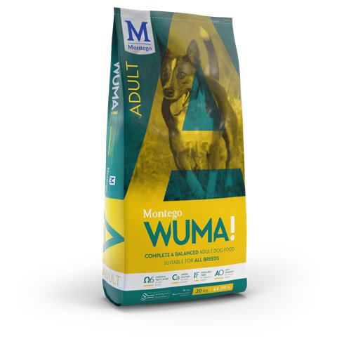 DOGS - Dog Food - WUMA - Montego - Adult Dog Food