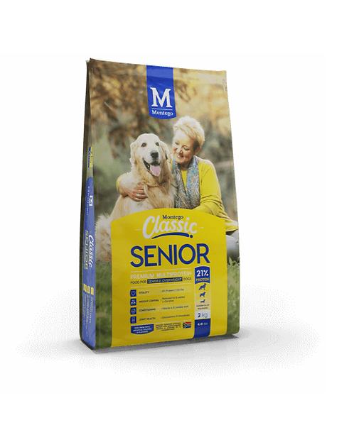 DOGS - Dog Food - Montego Classic - Senior