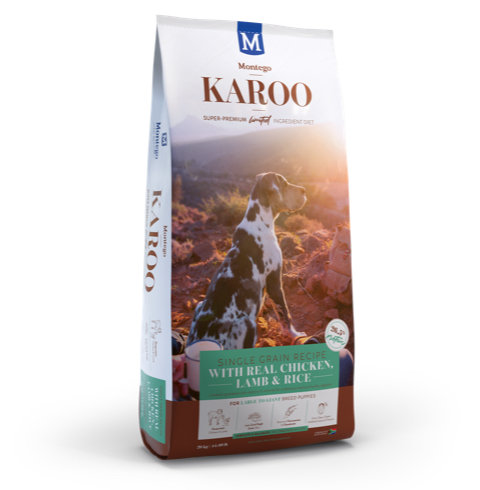 DOGS - Dog Food - Montego Karoo - L to G Puppy