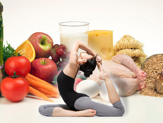Eat Right To Support Your Yoga