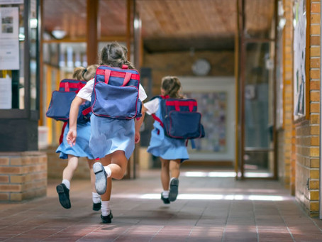 A collective return to school, and adjusting to the 'new normal'