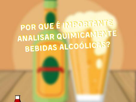 Por que é Importante Analisar Quimicamente Bebidas Alcoólicas?