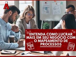 Entenda como lucrar mais em seu negócio com o mapeamento de processos.