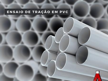 Ensaio de Tração em PVC: porquê é importante compreender o comportamento mecânico deste polímero?