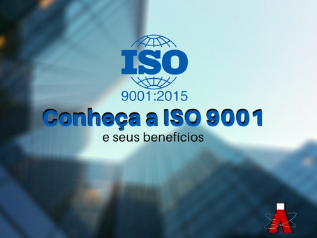 Conheça a ISO 9001 e seus benefícios