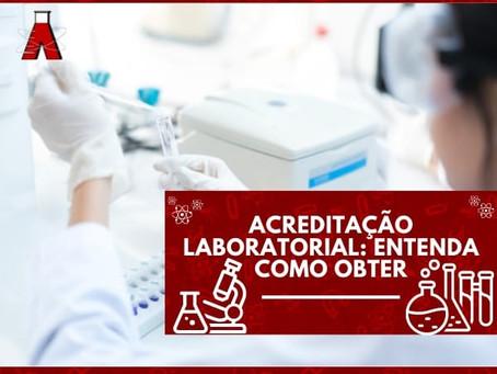 Acreditação laboratorial: entenda como obter