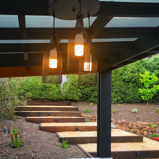 Joshua St Project #vandiemenslandscapes #landscapedesign #gardendesign #pergola #tasmaniangardens #o