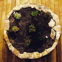 Garden Bed, Bonnet Hill #gardendesign #landscaping #landscapedesign #vandiemenslandscapes #tasmania