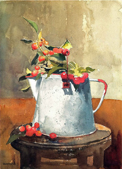 Crab Apples in Kettle