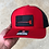 Thumbnail: Snapback Reflective Axe Leather Patch