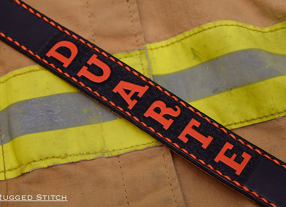 Custom Leather Radio Strap