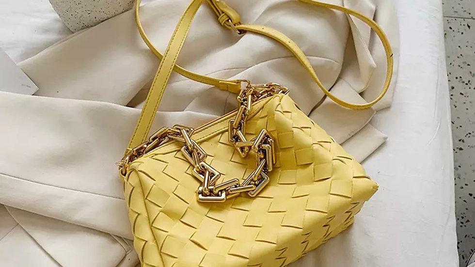 TIA yellow bag