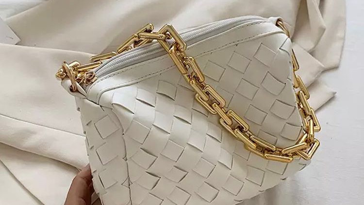 TIA white bag