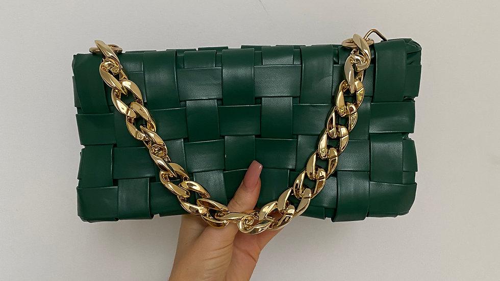 GRACIE green bag