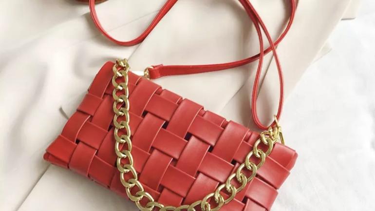 GRACIE red bag