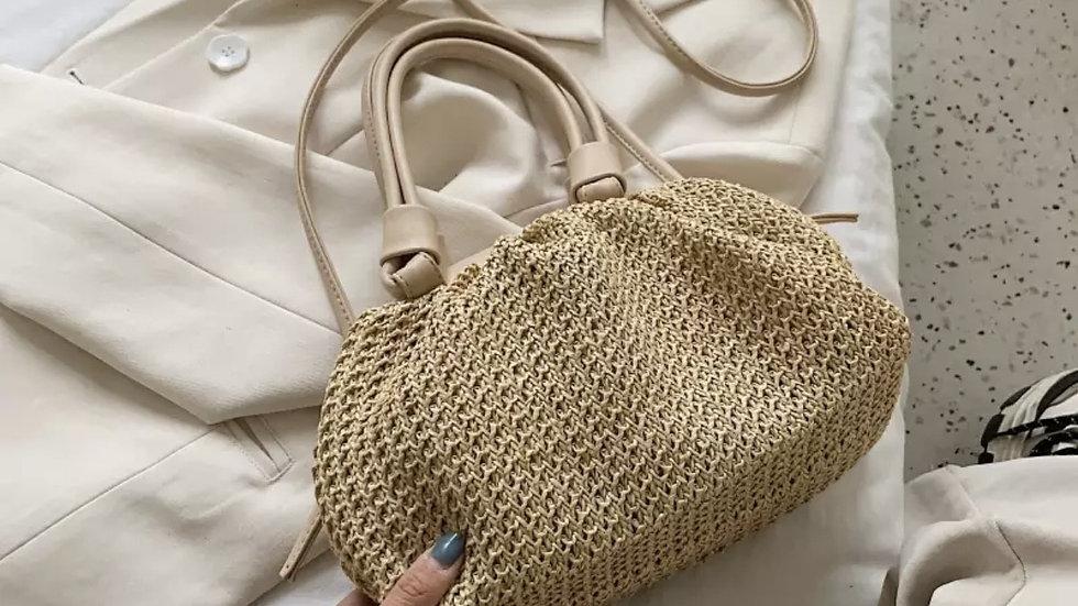 RUBIE weave bag