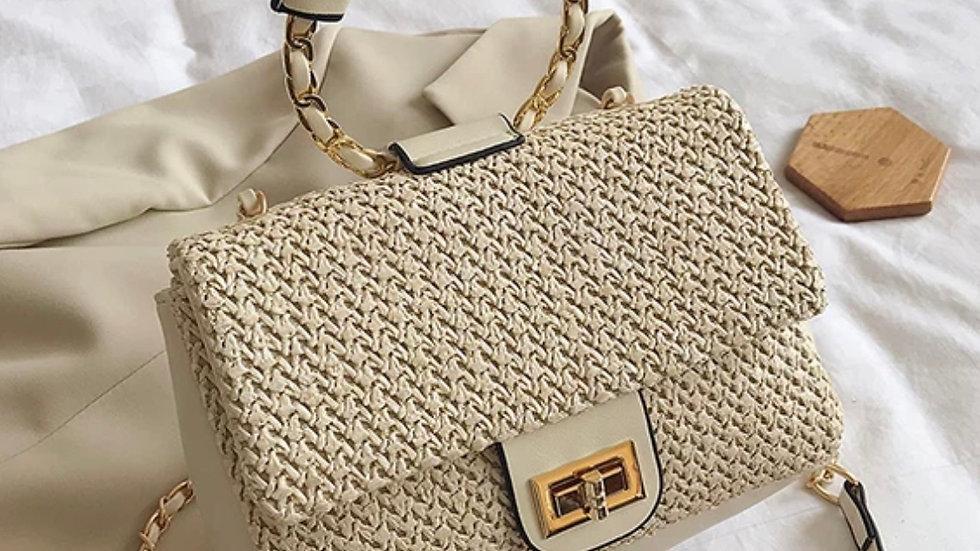 EMMIE cream bag