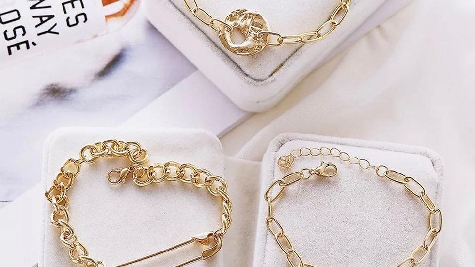 DANI 3 pack of bracelets