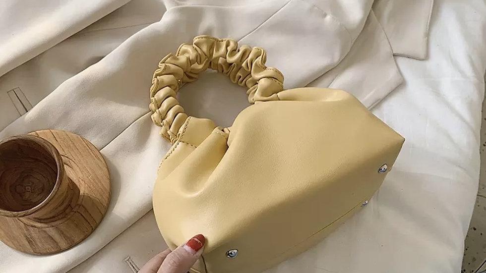DAISIE yellow bag