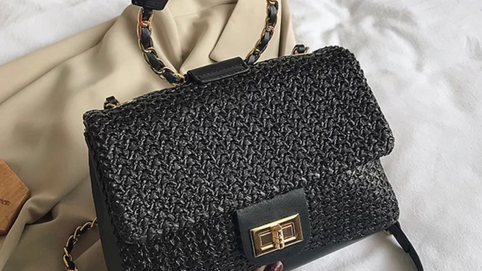 EMMIE black bag