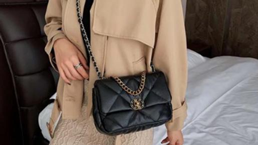 JENNY black bag