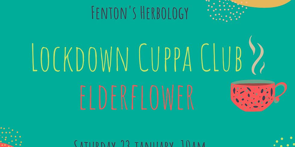 Lockdown Cuppa Club - Elder flower