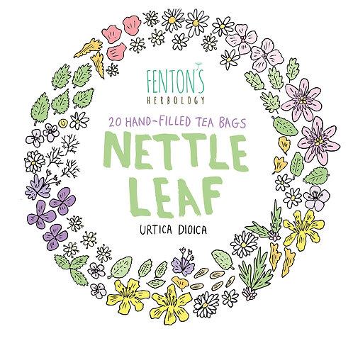 Organic & Biodynamically grown Nettle Leaf