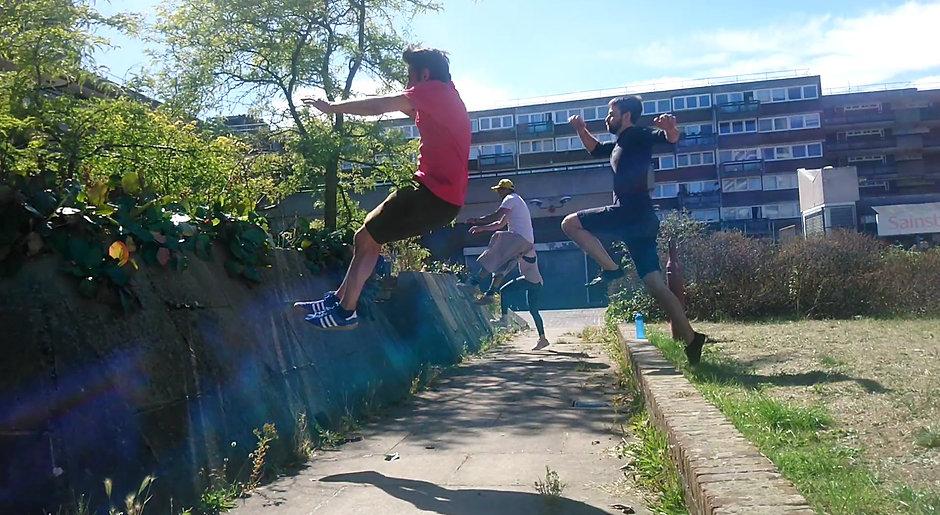 Movement Toolbox Adult Class Jump