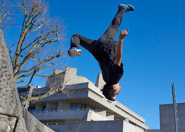 Wall Flash - Jump Parkour Movement Toolb