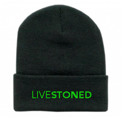 LIVESTONED Embroidered Beanie