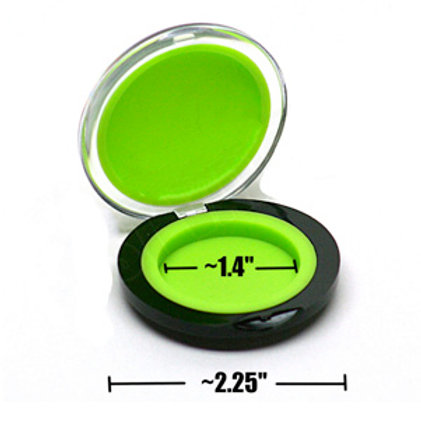 LIVESTONED Clamshell Concentrate Container